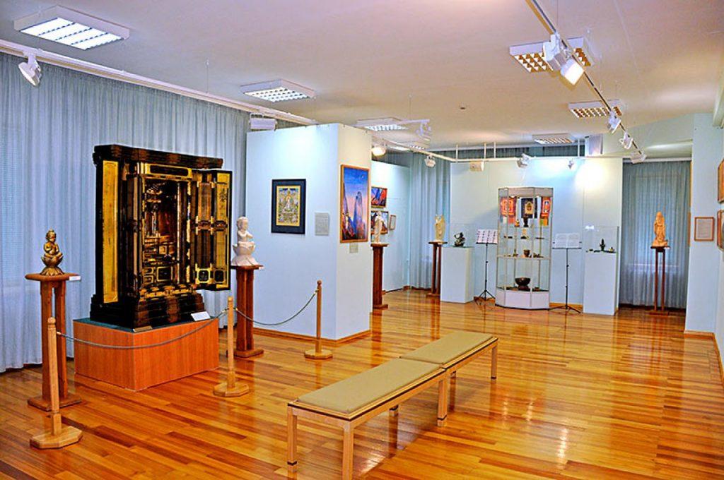 В Новосибирске открылся Музей Рериха